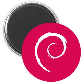 Magnet - Debian Logo