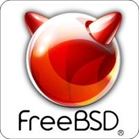 Notebook-Sticker - FreeBSD Devil
