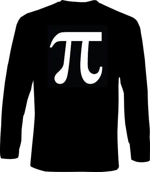 Langarm-Shirt - PI