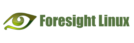 Foresight Linux Mobile 1.1 - USB-Stick