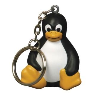 Schlüsselanhänger - Linux Pinguin - Anti Stress Tux