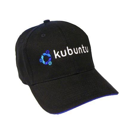 Baseballcap Kubuntu