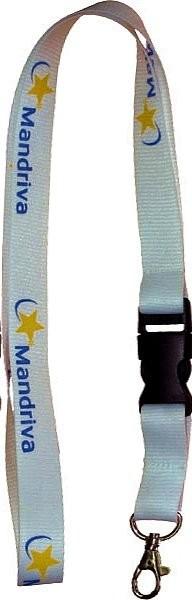 Schlüsselanhänger - Bänder - Mandriva - Lanyard