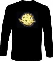 Langarm-Shirt - OpenBSD