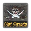 PC-Sticker - Net Pirate