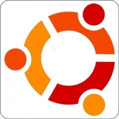 Notebook-Sticker - ubuntu