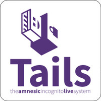 Tasten-Sticker - Tails