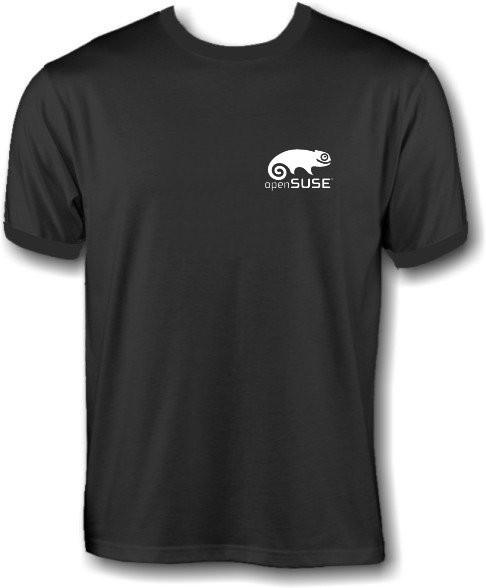 T-Shirt - openSUSE - Klein