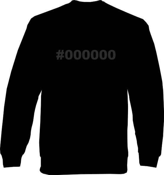 Sweat-Shirt - #000000
