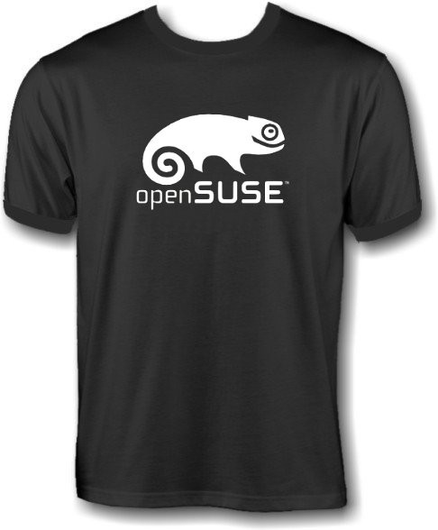 T-Shirt - openSUSE