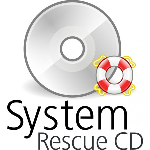 SystemRescueCD 6.1.1