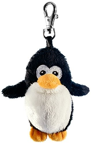 Schlüsselanhänger - Plüsch Pinguin Pingy