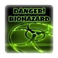 PC-Sticker - Biohazard