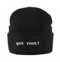 Mütze - got root