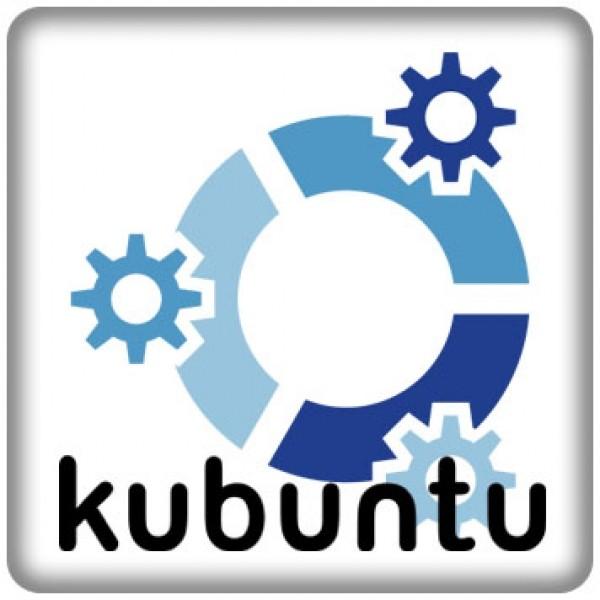 PC-Sticker - kubuntu Linux